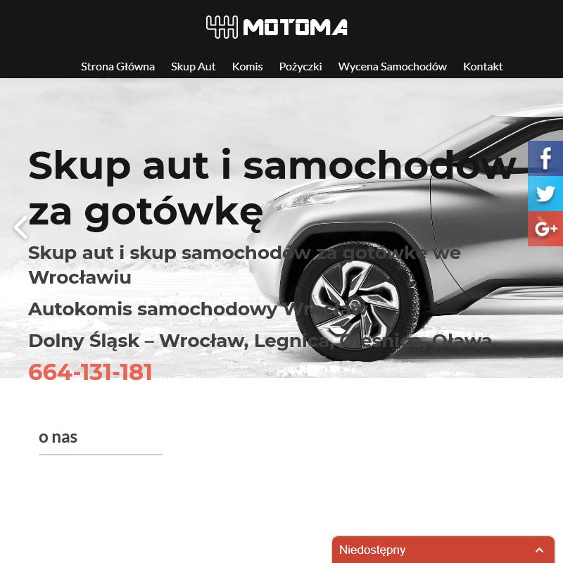 Komis samochodowy - Wałbrzych
