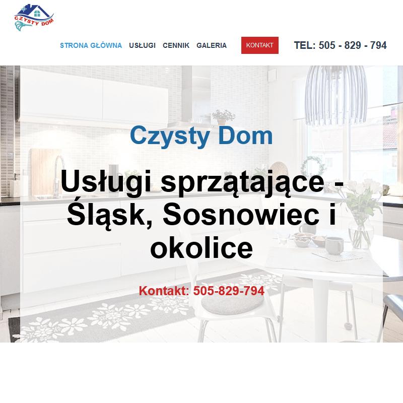 Sprzątanie nieruchomości śląsk w Sosnowcu
