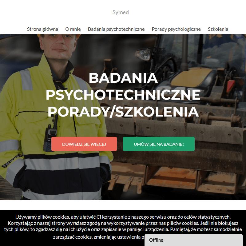 Psychotesty na sprzęt budowlany - Katowice