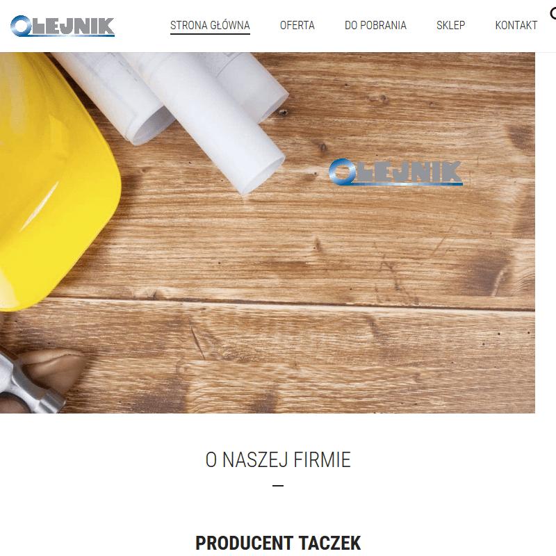Taczki budowlane producent