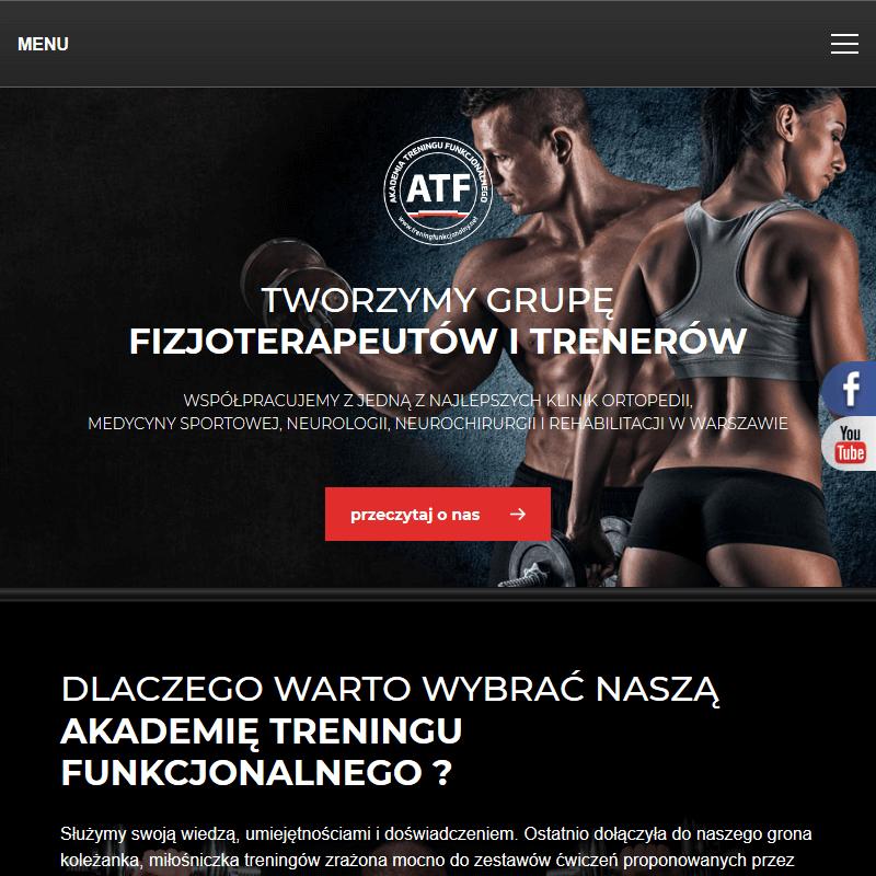 Warszawa - kurs certyfikowany trener personalny