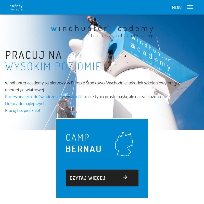 Gdańsk - vestas praca