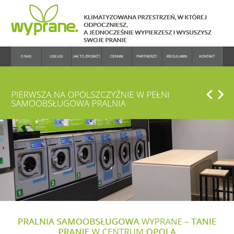Opole - pranie
