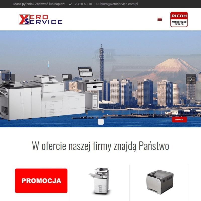 Serwis urządzeń wielofunkcyjnych Kraków