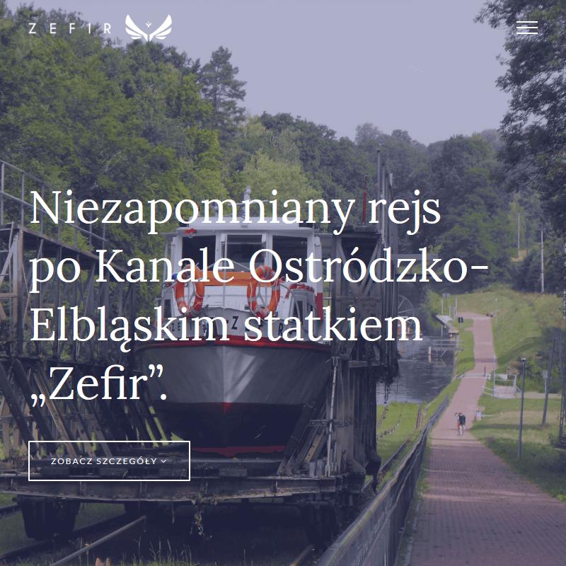 Rejs po trawie - Ostróda